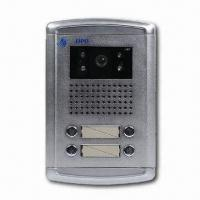 Quality Outdoor Unit Expander with Black/White and Color CCD Camera and 50m/165ft Maximum Wiring Distance for sale
