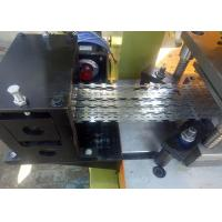 Quality High Efficiency Razor Barbed Wire Machine Automatically Punching Eleven Strips for sale