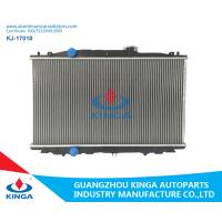 Buy cheap 2003-2005 HONDA ACCORD Brazing Aluminum auto car Radiator Cooling System from wholesalers