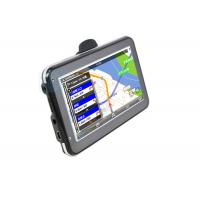Quality Customized 4.3 inch MediaTek MT3351 GPS Car Navigation With Bluetooth AV-in for sale