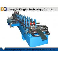 Buy cheap Steel Tile Roll Forming Machine 18 Groups Rollers / Hydraulic Control System for Fencing from wholesalers