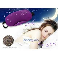 Quality Herbal Lavender Heated USB Eye Mask Warming for Eye Pain Relief Patch for sale