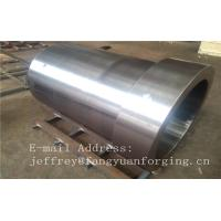 Quality Hydro - Cylinder Alloy Steel Forgings C45 C35 4140 42CrMo4 Heat Treatment Rough Machined for sale