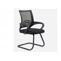 Quality Swivel Rocking Staff Computer Mesh D47cm Armrest Office Chair For Worker for sale