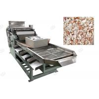 Quality Stainless Steel Wheat Cutting Machine Kernel Crusher Shredder With Customized Screen for sale