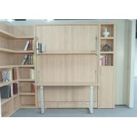 Buy cheap King Size Modern Foldable Murphy Wall Bed Wooden Foldable Wall Bed from Wholesalers