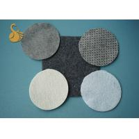 Quality Customized Needle Punched Heat Resistant Felt For Carpet Underlay , Carton Design for sale