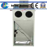 Quality High Efficiency Industrial Sandblast Cabinet With Thermostat Control Temperature for sale