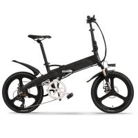 China CE Certificate 20 Inch Electric Bike , Foldable Electric Bike Brushless Motor on sale