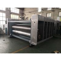 China High Speed Corrugated Box Printing Machine Printer Slotter Die Cutting Machine on sale