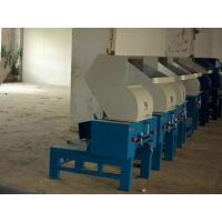 Quality 7500w Plastic Bottle Crusher Machine For Recycling Different Waste Plastic Materials for sale