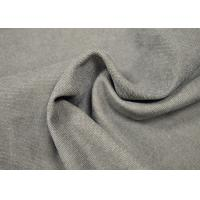 China Plain Style Stone Washed Canvas Fabric Density 46 X 28 With Customized Color on sale