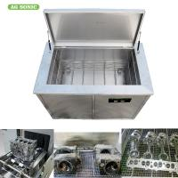 Quality Carburetor Parts Digital Ultrasonic Cleaner Sweep Function For Auto Engine Parts for sale