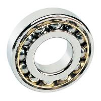 High-precision angular contact ball bearing