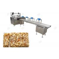 Quality Healthy High Protein Cereal Bar Machine Stainless Steel Supplementary Energy for sale