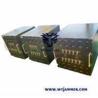 China Vehicle High Power  GSM CDMA 3G 4G WIFI VHF UHF  Customize frequency  Jammer on sale