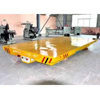 Quality Electric 5t rail platform for sale with electric remote control for sale
