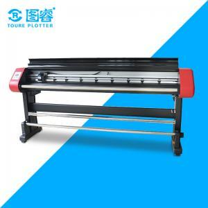 Quality 1650MM 90-260v High Grade Rolls Cutting Plotter Sticker Cutter for sale