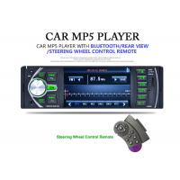 Quality Bluetooth Touch Screen Car Radio With Gps Phone Charge 7 Color Back Light for sale