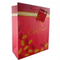 Quality Christmas Paper Gift Bags Most Popular in UK for sale