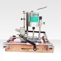 Buy portable door lock hole mortising machine / portable door lock hole drill at wholesale prices