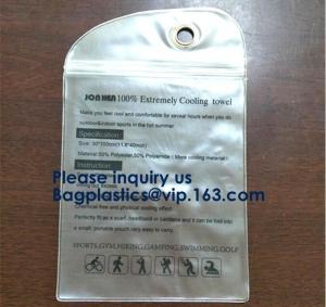 China PVC backseal bag, PVC adhensive bag, PVC adhensive envelope, Document attacched BAGS, Metal buckel zipper lock bags on sale