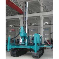 Buy cheap Cement Grouting Procedure Jet Grouting Equipment 0 - 90° Hole Angle from Wholesalers