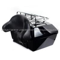 Buy cheap Hard Plastic Motorcycle Tail Box Harley Davidson Performance Parts from wholesalers