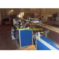 Quality Cotton Bud Stick Plastic Pipe Extrusion Machine PP PE Bal Pen Tube for sale