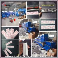 Quality Organic cigarette paper making machine for sale