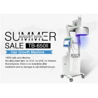 China Professional 650nm Red Laser Hair Regrowth Machines High Frequency on sale