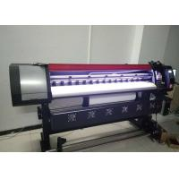Quality High Accuracy Large Format Printing Machine For Banner / Sticker Printing for sale