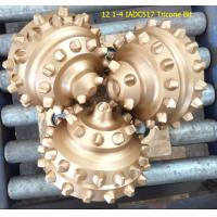 Quality 12 1/4 inch TCI Tricone bit Oil Drill Bit Oil Field Drilling Equipments for sale