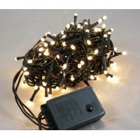 Quality christmas string lights with 8 function controller for sale