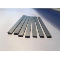 Quality Metal Cutter Tungsten Carbide Strips  High Elastic Modulus Suitable For Treating Solid Wood for sale
