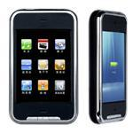 Quality 2.8 inch touch screen mp4 player (FM283) for sale