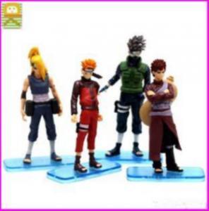 Quality Wholesale Plastic 3d One Piece Action Figure Toys , Pvc Action Figures for sale