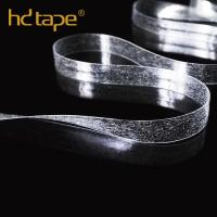 Quality Okeo-tex 100 high quality 4mm transparent  elastic  tape for sale