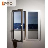 Quality Fashion Design Tilt And Turn Aluminium Windows For House Projects Color Optional for sale
