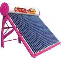 Color plate solar water heater ∮58×1800 ( red, blue, green )