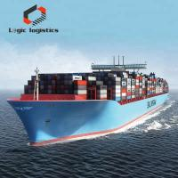Quality FCL LCL Shipping Sea Freight Forwarder From China To USA Mexico UK Singapore for sale