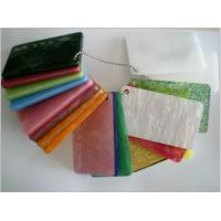 Quality excellent colorful acrylic sheet for sale