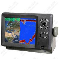 Quality 6 Inches Marine GPS Plotter Echo Sounder for sale