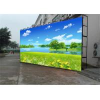 Quality 500mmx500mm P3.91 Stage Background LED Display With Ultrathin RGB Newest Cabinet for sale