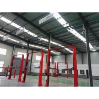 Quality Building Construction Steel Structure Workshop Metal Carports For Auto Maintenance for sale