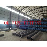 Quality ASTM A139 / ASME SA139 / Electric Resistance Welded Steel Pipe for sale