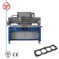 China 700*1600 Semi Automatic Manufacturer Supply Head Gasket Screen Printer on sale