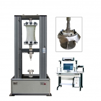 Quality Computer Control Geotextile UTM Universal Testing Machine for sale