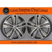 Buy cheap Sharan Replica Aluminum Wheels Rims 20'' Gunmetal Machined For Volkswagen from Wholesalers