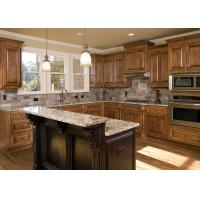 Antique Kitchen Natural Granite Countertops Cabinet